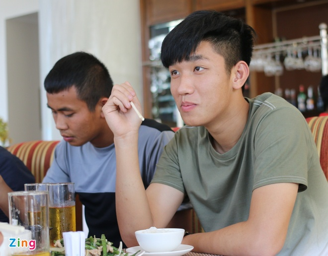 U20 Viet Nam hoi quan truoc them World Cup anh 5