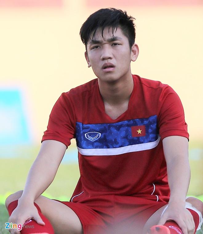 U20 Viet Nam: Tony Tuan Anh da cap voi Thanh Hau hinh anh 8