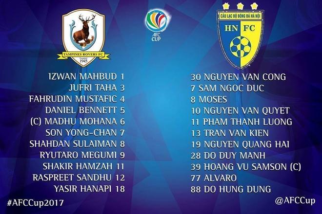 Van Quyet ghi ban giup Ha Noi FC len dau bang AFC Cup 2017 hinh anh 2