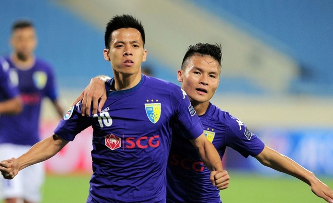 Van Quyet ghi ban giup Ha Noi FC len dau bang AFC Cup 2017 hinh anh