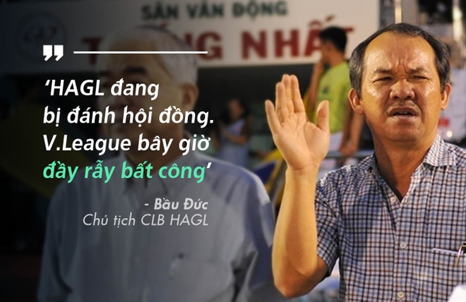 V.League bien thanh 'cai cho' sau tran HAGL thua nguoc Thanh Hoa hinh anh
