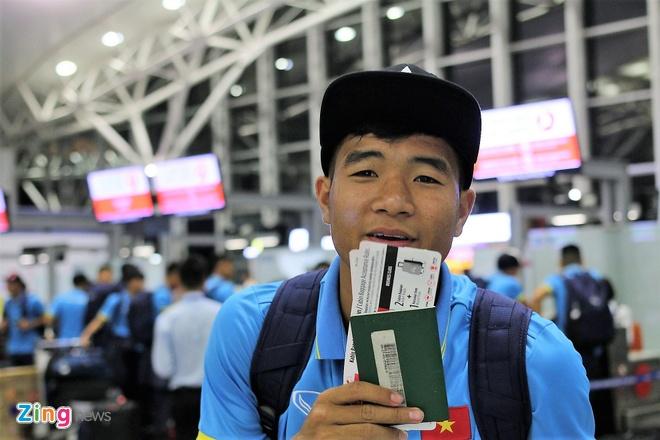 U20 Viet Nam hao huc sang Duc tap huan hinh anh 2