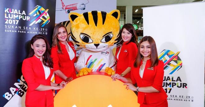 Chu nha Malaysia chon nha tai tro vang cho SEA Games 29 hinh anh 1