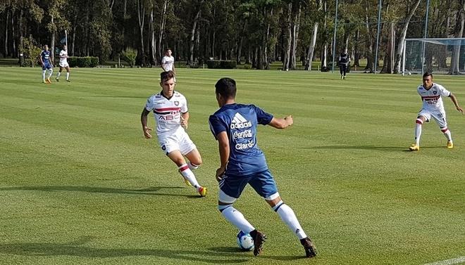 U20 Argentina hoi quan chuan bi dau U20 Viet Nam hinh anh 1