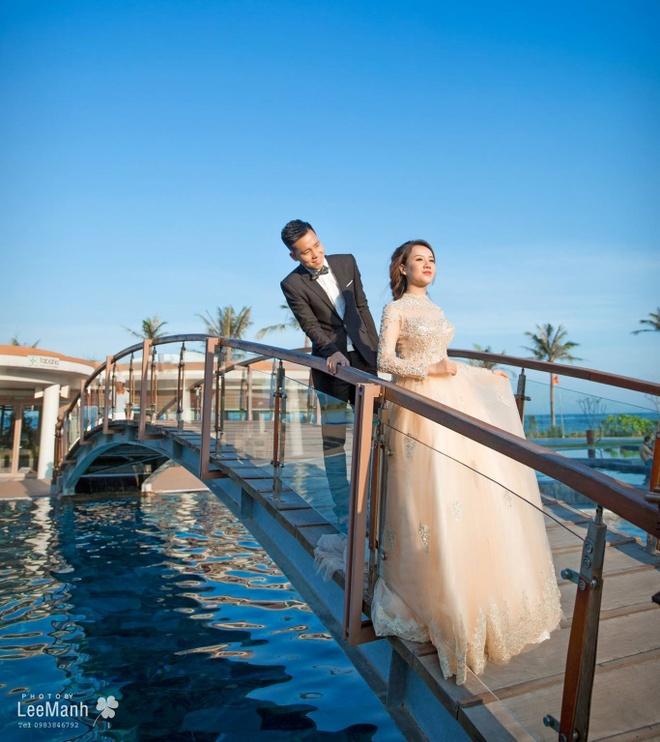 Cong Phuong du dam cuoi Thanh Binh anh 1