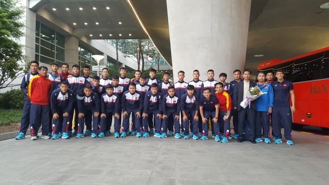 U20 Viet Nam duoc uu tien thu tuc hai quan khi toi Han Quoc hinh anh 2