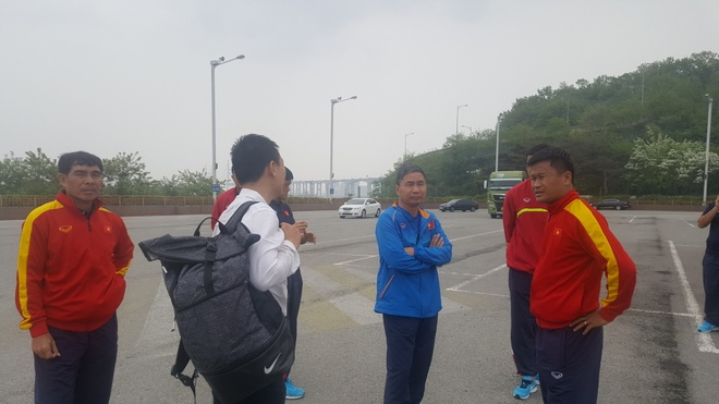 U20 Viet Nam duoc uu tien thu tuc hai quan khi toi Han Quoc hinh anh 6