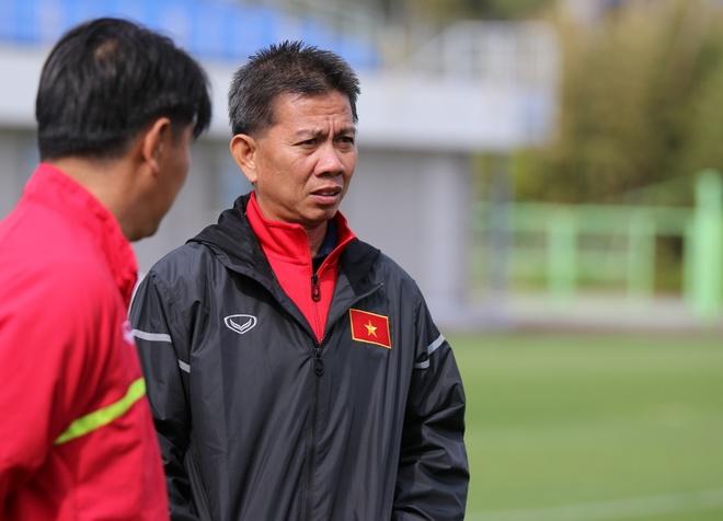 U20 Viet Nam tap tha long anh 1