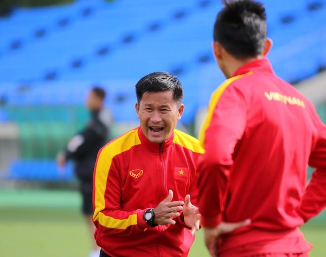 U20 Viet Nam tap tha long anh 3