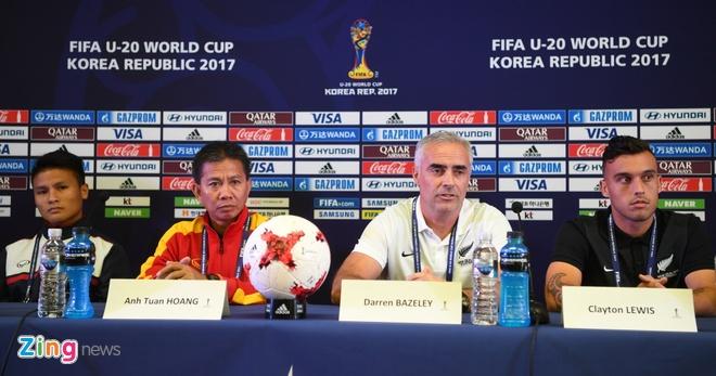 HLV U20 New Zealand: 'Se rat kho khan de thang U20 Viet Nam' hinh anh 1