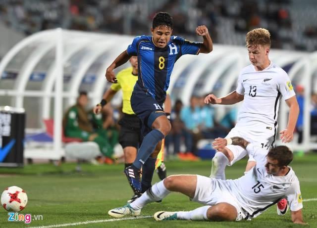 U20 Honduras muon thang U20 Viet Nam de gianh ve di tiep hinh anh 1