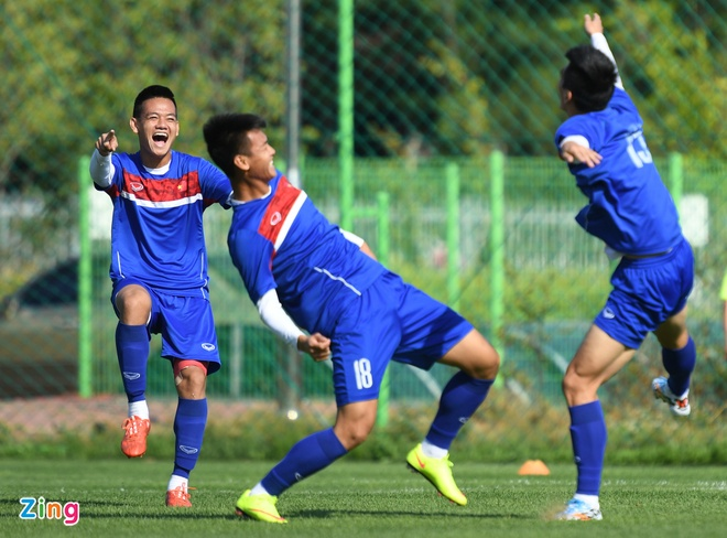 U20 Viet Nam vs U20 Honduras anh 2
