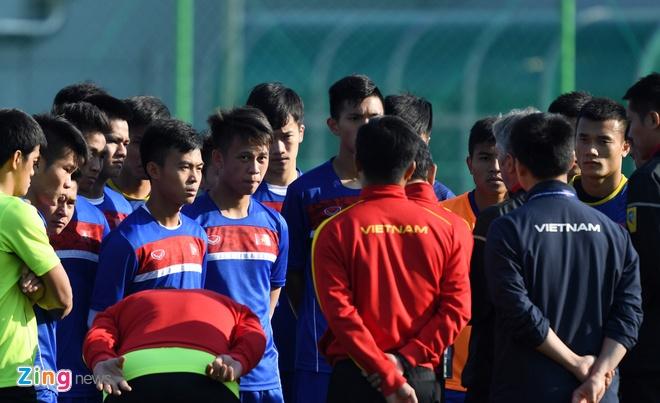 U20 Viet Nam vs U20 Honduras anh 7