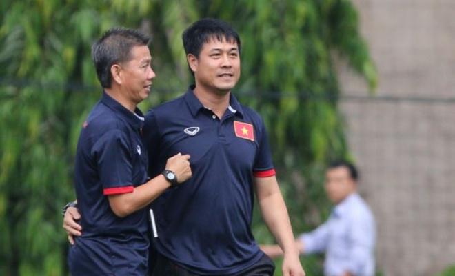 HLV Hoang Anh Tuan: 'Kinh nghiem o World Cup se co loi cho SEA Games' hinh anh