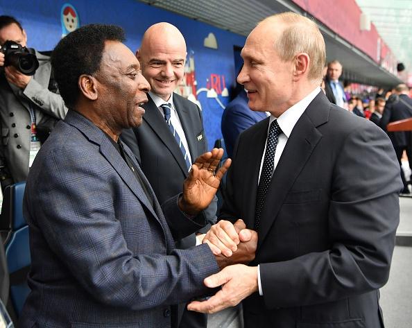 Pele 'mach nuoc' de Viet Nam co the du World Cup hinh anh