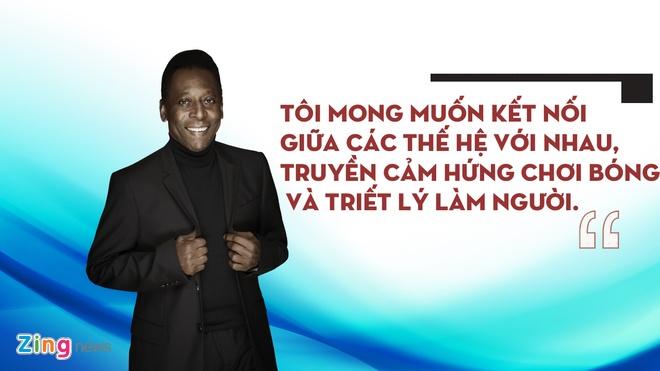 Pele 'mach nuoc' de Viet Nam co the du World Cup hinh anh 3
