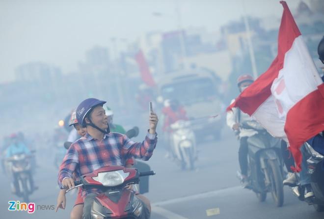CDV Hai Phong tuan thu CSGT, chia doi nga tien ve My Dinh hinh anh 6
