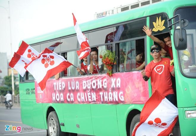 CDV Hai Phong tuan thu CSGT, chia doi nga tien ve My Dinh hinh anh 7