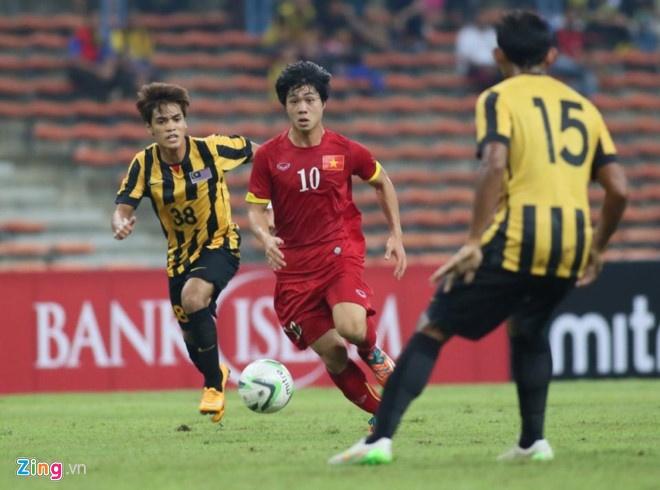 VFF buc xuc voi Malaysia, muon doi cong bang cho U22 Viet Nam hinh anh 1