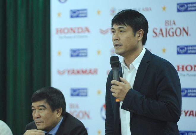 HLV Huu Thang: 'Doi thu cung bang cung e so U22 Viet Nam' hinh anh