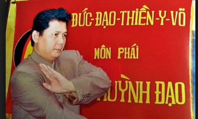 Giai thich ve cong phu 'truyen dien' cua Nam Huynh Dao hinh anh