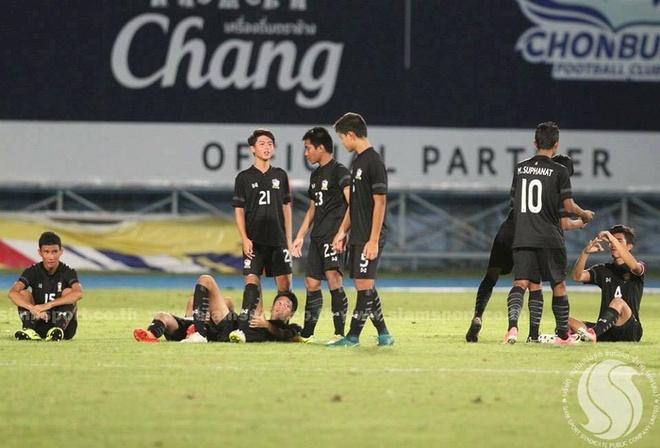 U15 Thai Lan guc nga nhin U15 Viet Nam len ngoi vo dich AFF hinh anh 6