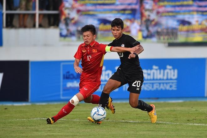 U15 Thai Lan guc nga nhin U15 Viet Nam len ngoi vo dich AFF hinh anh 8