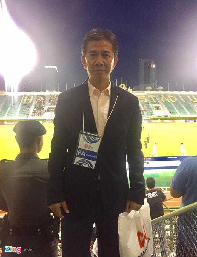 'U22 Thai Lan co loi choi thuc dung hon thoi Kiatisak' hinh anh 1