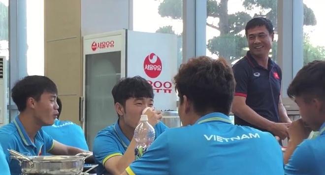 U22 Viet Nam san sang cho tran gap Mokpo FC hinh anh