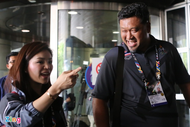 U22 Thai Lan de cao Viet Nam khi vua toi Malaysia hinh anh 1