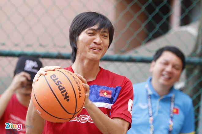 Tru cot U22 Viet Nam chia tay SEA Games vi chan thuong hinh anh 1