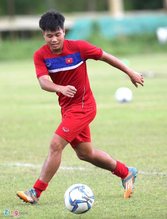 U18 Viet Nam tap sut penalty, chuan bi cho ban ket hinh anh 3