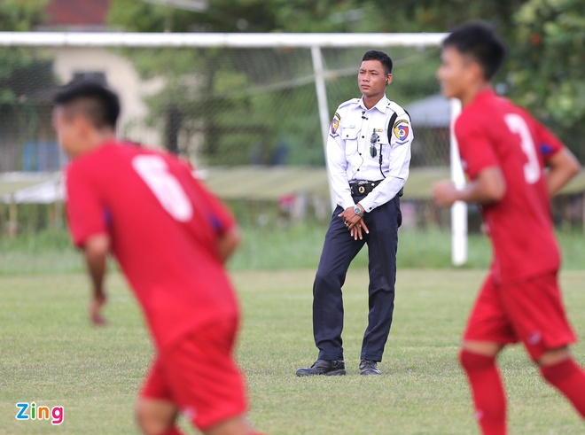 U18 Viet Nam tap sut penalty, chuan bi cho ban ket hinh anh 5