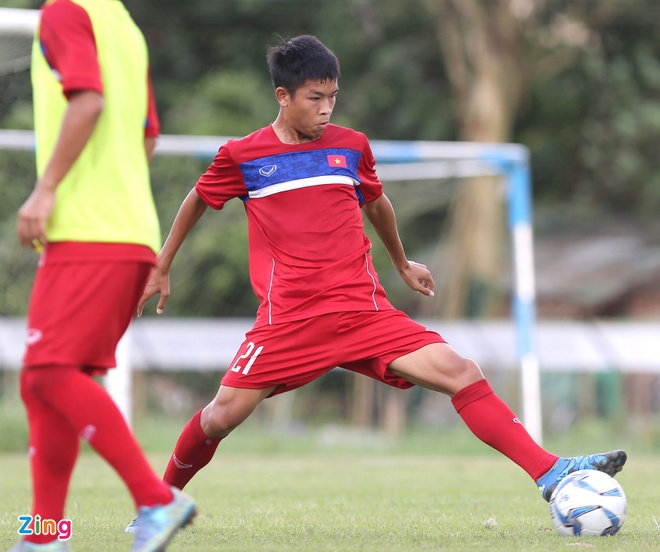 U18 Viet Nam tap sut penalty, chuan bi cho ban ket hinh anh 4