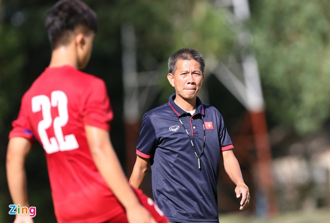 U18 Viet Nam tap sut penalty, chuan bi cho ban ket hinh anh 6