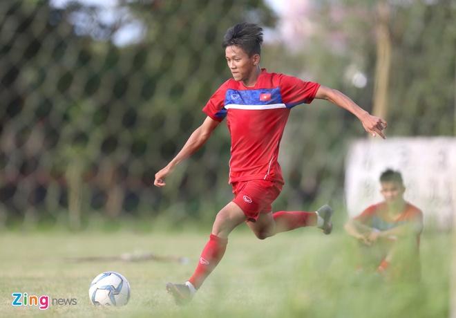 U18 Viet Nam tap sut penalty, chuan bi cho ban ket hinh anh 7