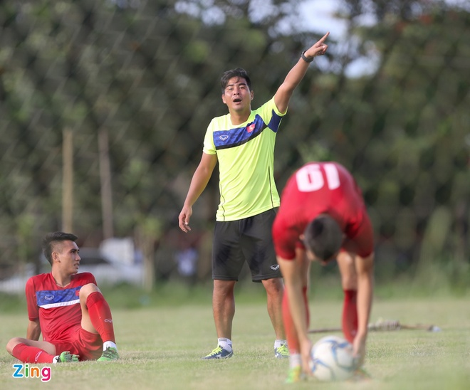 U18 Viet Nam tap sut penalty, chuan bi cho ban ket hinh anh 9