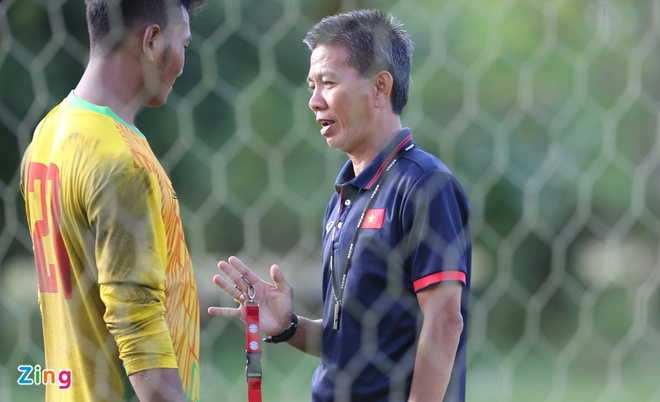 U18 Viet Nam tap sut penalty, chuan bi cho ban ket hinh anh 10