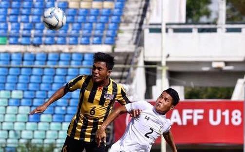 U18 Thai Lan hen U18 Viet Nam o ban ket sau tran hoa Malaysia hinh anh 1