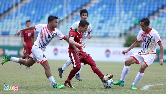 U18 Indonesia thang dam U18 Brunei, anh 2