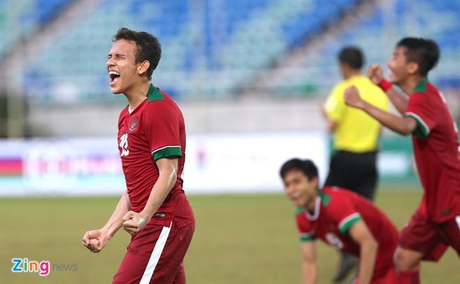U18 Indonesia thang dam U18 Brunei, anh 3