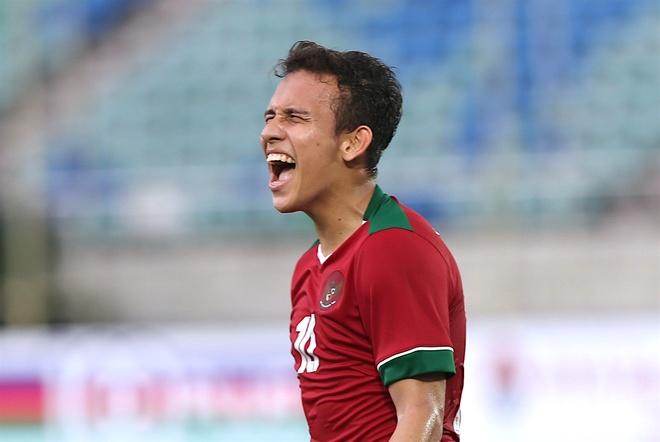 U18 Indonesia thang dam Brunei, gianh ve vao ban ket hinh anh