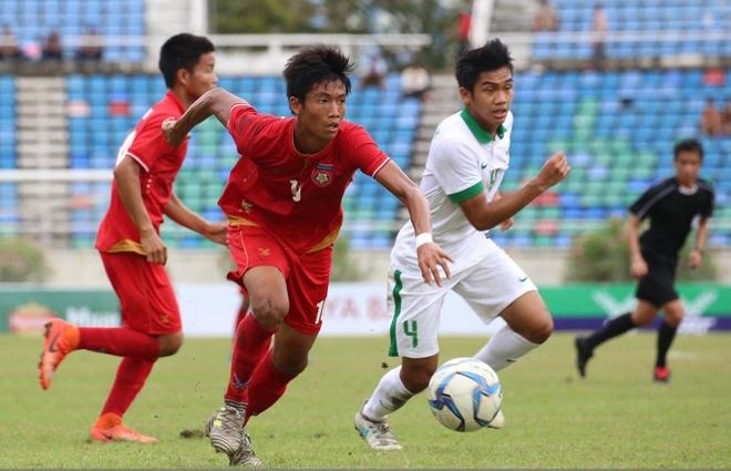 U18 Thai Lan vo dich giai U18 Dong Nam A 2017 du da thieu nguoi hinh anh 2