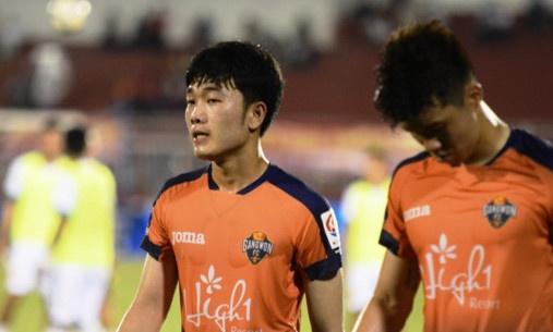 Xuan Truong da chinh, Gangwon FC nguoc dong thang Incheon United hinh anh
