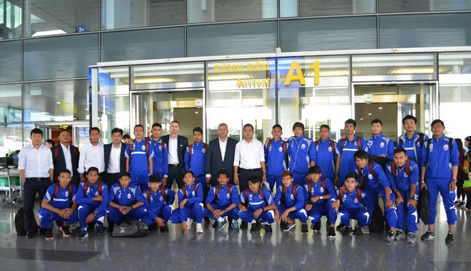 Bo tu trong tai Thai Lan dieu khien tran tuyen Viet Nam vs Campuchia hinh anh 1