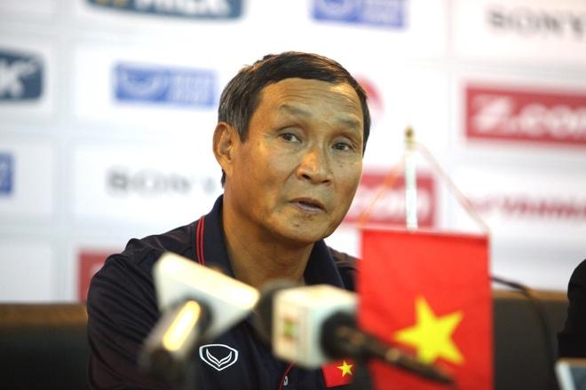 HLV Mai Duc Chung khong lam tro ly cho ong Park Hang-seo hinh anh