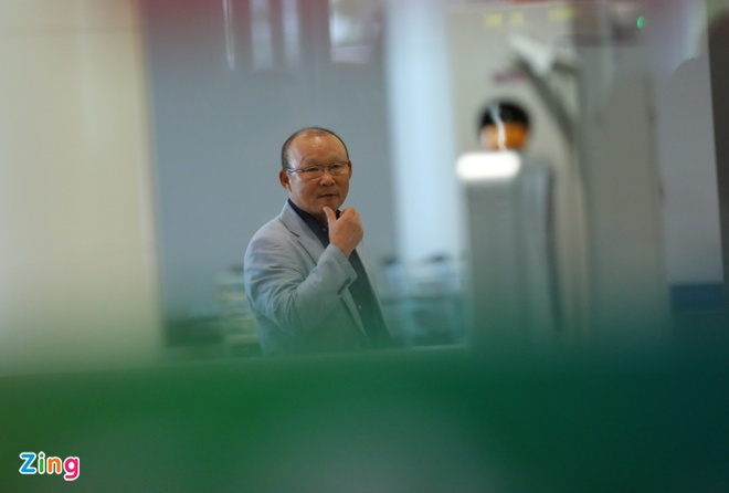 HLV Park Hang-seo toi Viet Nam hinh anh 1