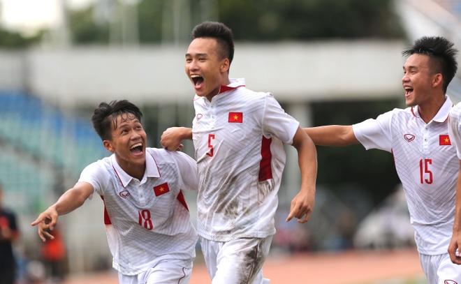 Thang Dai Loan, U19 Viet Nam som gianh ve du VCK chau A 2018 hinh anh