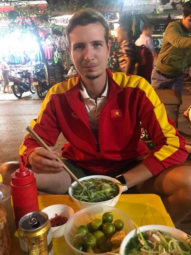 Pablo Sawicky chia tay Viet Nam, anh 2