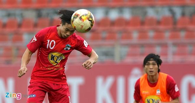 Tuan Anh tap sung suc truoc tran CLB Hai Phong vs HAGL hinh anh 5